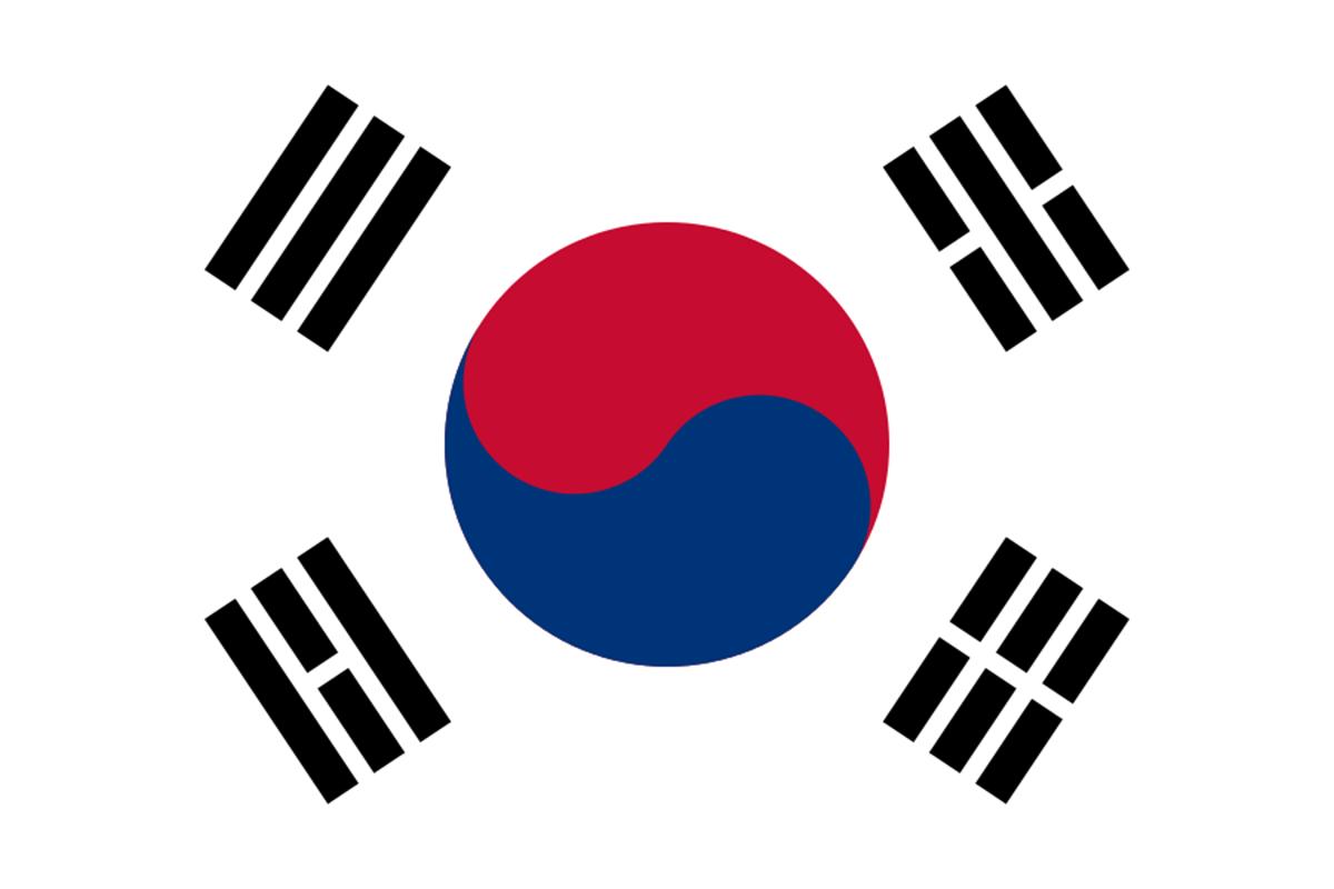 Korea เกาหลีใต้