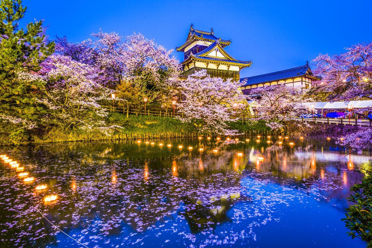 SENDAI TOHOKU JAPAN AUTUMN